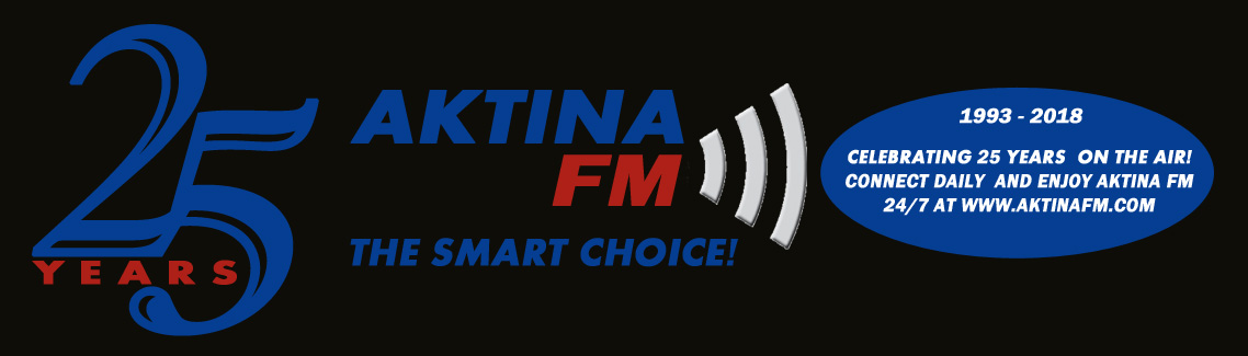 AKTINA FM 25thAnniversary CYPRECO Banner Website